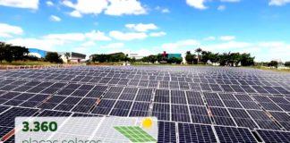 aeroporto de brasilia placas solares